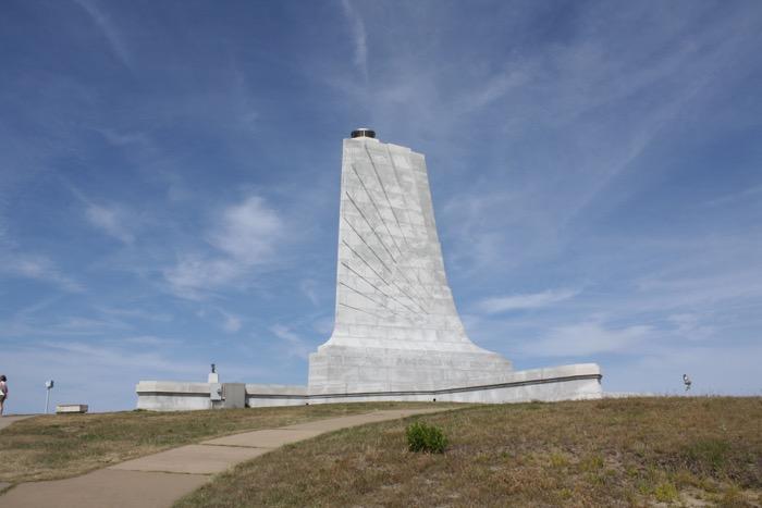 Wright Brother's National Memorial - North Carolina