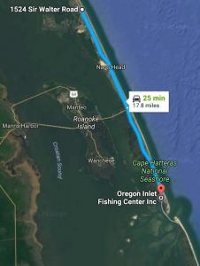 Sea Note Charters, Boat Fishing Kill Devil Hills NC